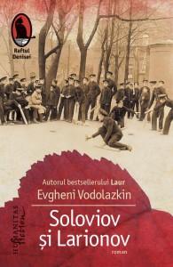 Soloviov si Larionov - coperta