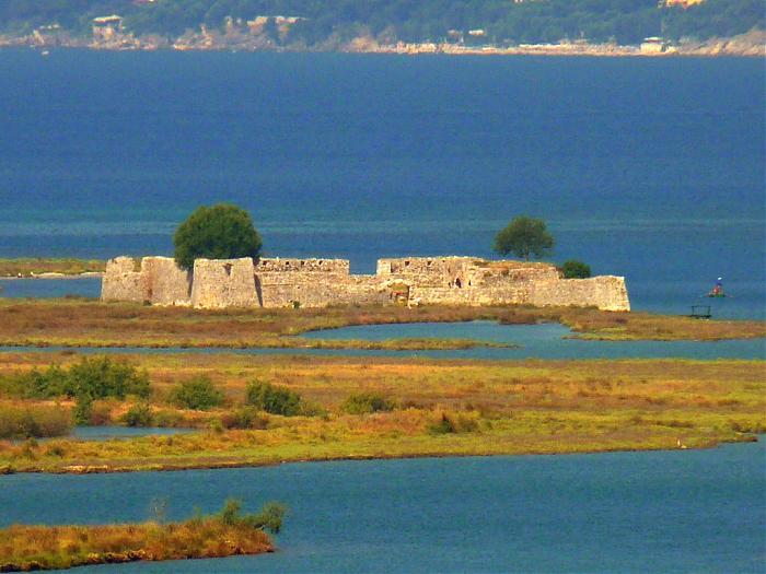 Firida Rusinii - castelul