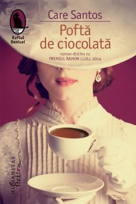 Pofta de ciocolata - coperta
