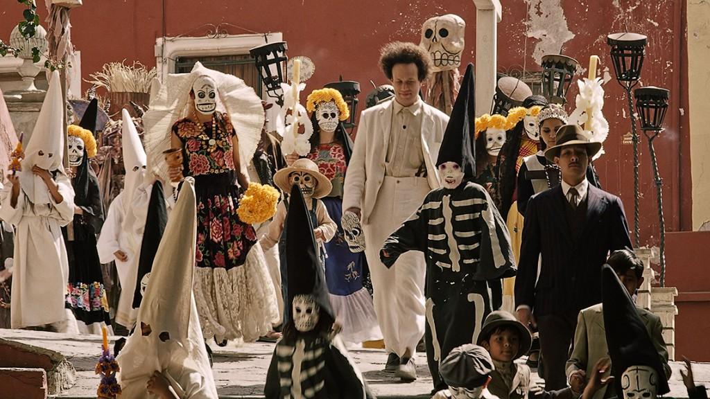 Einseinstein in Guanajuato - procesiunea