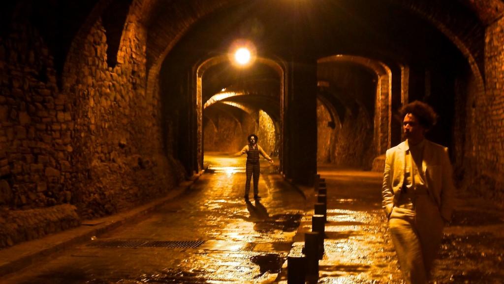Eiseinstein in Guanajuato - subteran