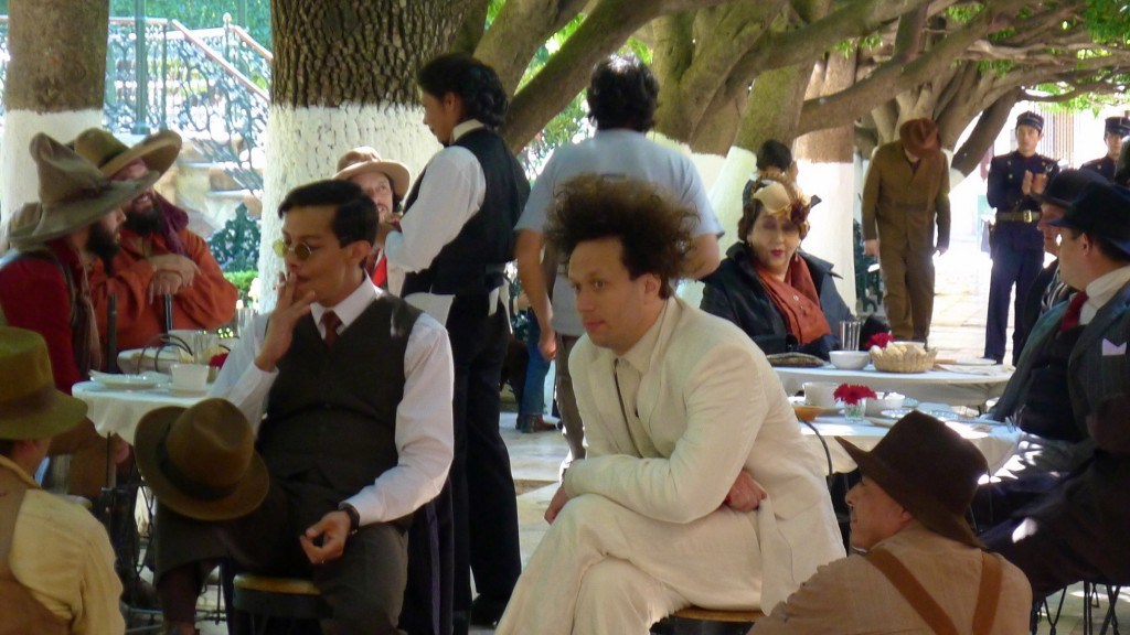 Eisenstein in Guanajuato - cafeneaua