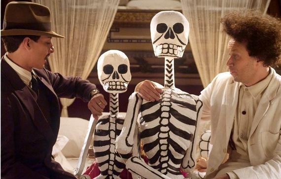 Eisenstein-in Guanajuato - ei si scheletul
